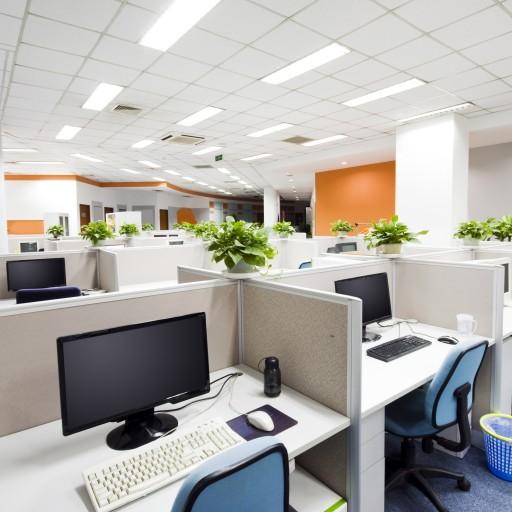 Освещение рабочего места