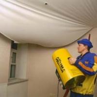 Техника безопасности при установке натяжных потолков