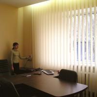 Офис охрана труда жалюзи