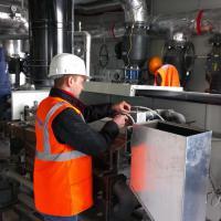 О безопасности работ при обслуживании крышных котельных