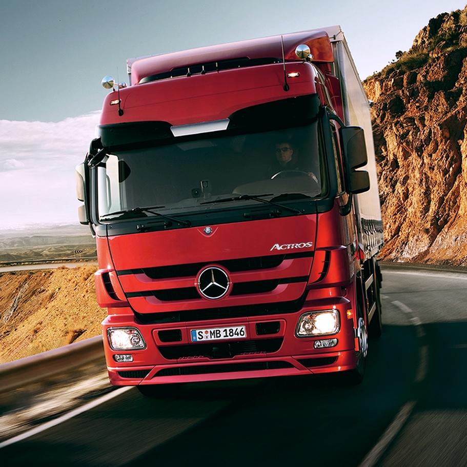 Безопасность грузовых перевозок