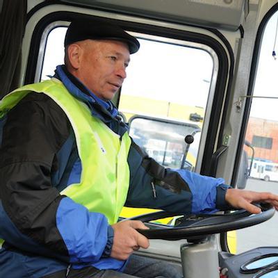 Водитель – востребованная профессия в Жуковском