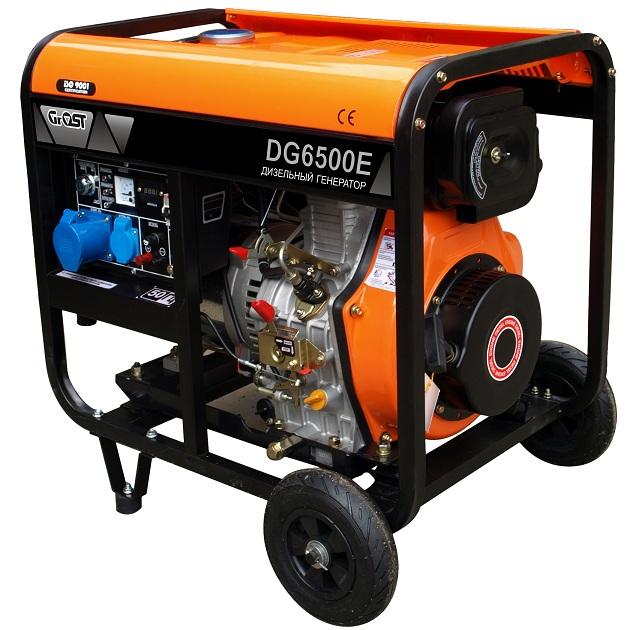 Дизельный генератор для мобильных операторов