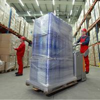 Как обеспечить безопасность грузоперевозки негабарита Упаковка в термоусадочную пленку