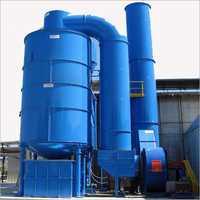 Газоочистное оборудование мокрые скрубберы от Русредмет
