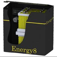 Литий-ионные тяговые батареи Energy8