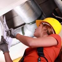 Техника безопасности при обслуживании вентиляционных систем