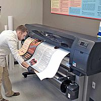 Рабочая инструкция оператора широкоформатной печати
