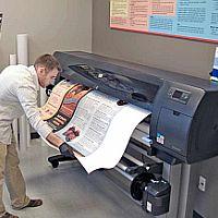 Охрана труда оператора широкоформатной печати