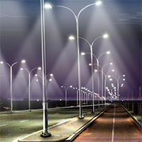 Фонари для уличного освещения