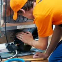 Техника безопасности при ремонте холодильника