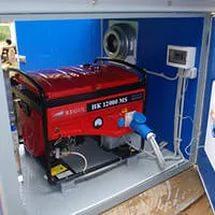 Техника безопасности при эксплуатации дизельного генератора