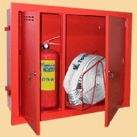 Как выбрать пожарный шкаф