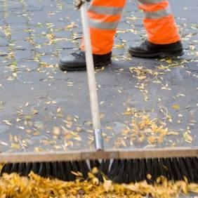 Охрана труда при уборке территории