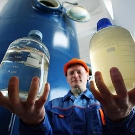 Очистка воды от содержания железа