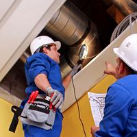 Требования безопасности при техобслуживании систем вентиляции воздуха