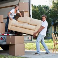 Как перевезти мебель из детской