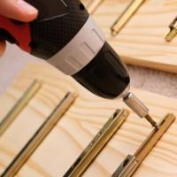 Самостоятельная сборка мебели мебельный крепеж
