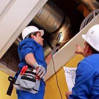 Техника безопасности при монтаже вентиляционных систем