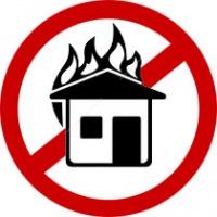 Пожарная безопасность дома из клееного бруса