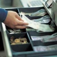 Охрана труда кассира ящики для денег