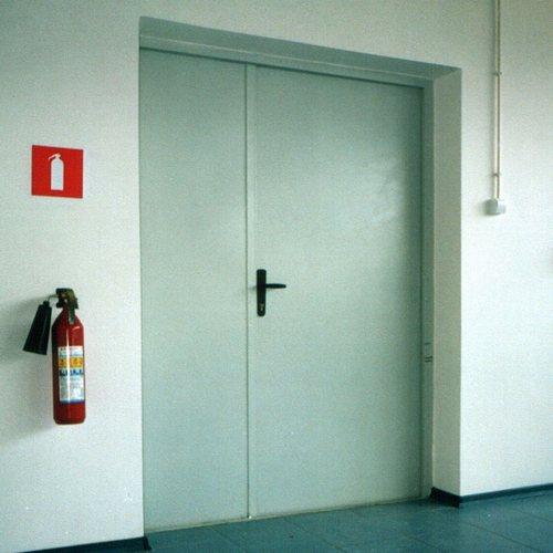 О чем нужно помнить при покупке противопожарной двери
