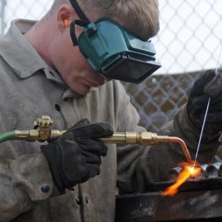 Техника безопасности при проведение газосварочных работ