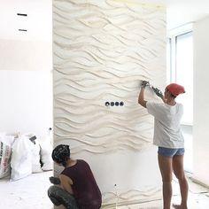 Внутренние отделочные работы декоративные панели для стен