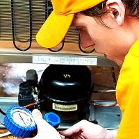 Меры безопасности при ремонте холодильников