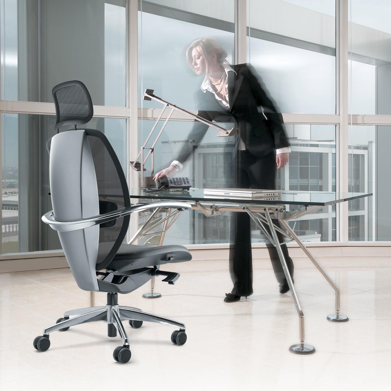 Эргономика кресла офисного сотрудника