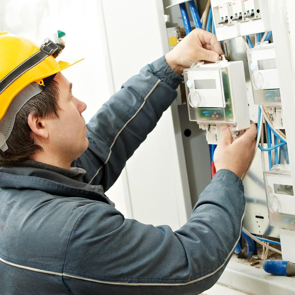 Техника безопасности при установке счетчика электроэнергии