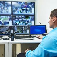 Безопасность объектов и видеомониторинг