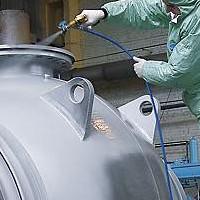 Техника безопасности при порошковой окраске металла