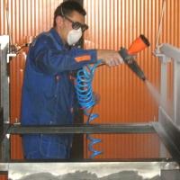 Техника безопасности при нанесении порошковой краски
