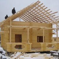 Дома из бруса проекты и возведение