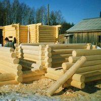 Техника безопасности при строительстве деревянного сруба