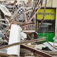 Демонтаж торговых павильонов и магазинов