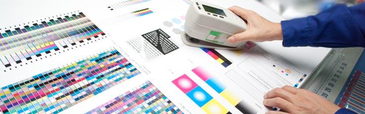 Печать рекламных листовок в типографии: техника безопасности