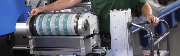 Техника безопасности при эксплуатации оборудования для печати