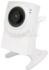 Компактная 1 Мп камера видеонаблюдения для помещений KIK51 от Alteron