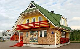каркасные жилые дома