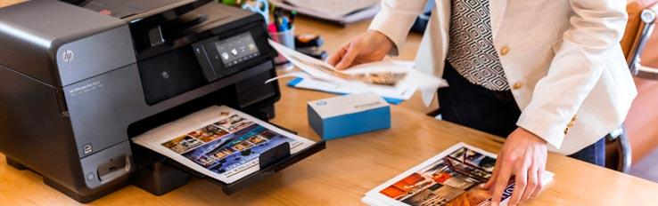 Безопасная работа с оргтехникой: принтеры