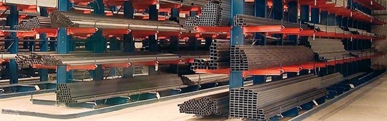 Техника безопасности при складировании профильных труб и другого металлопроката