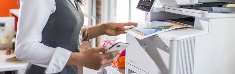Опасные и вредные факторы при работе лазерных принтеров