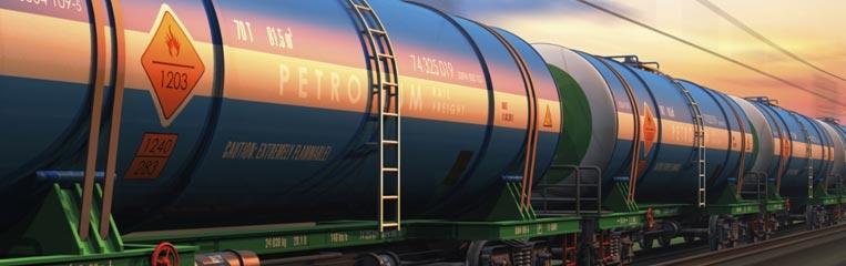 Охрана труда и окружающей среды при грузовой железнодорожной перевозке нефтепродуктов