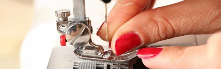 Техника безопасности при работе со швейной машиной