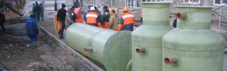 Предотвращение засорения канализационных труб и стоков с помощью жироуловителя