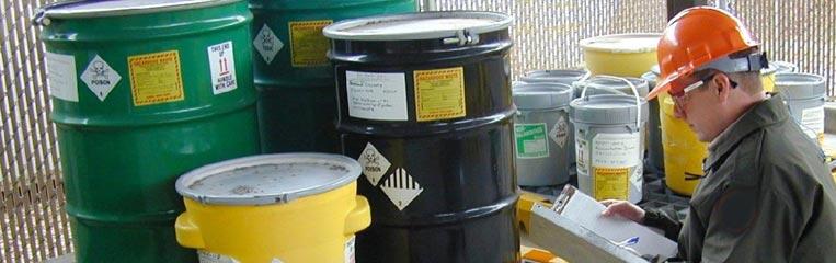 Техника безопасности при хранении и использовании лакокрасочных материалов