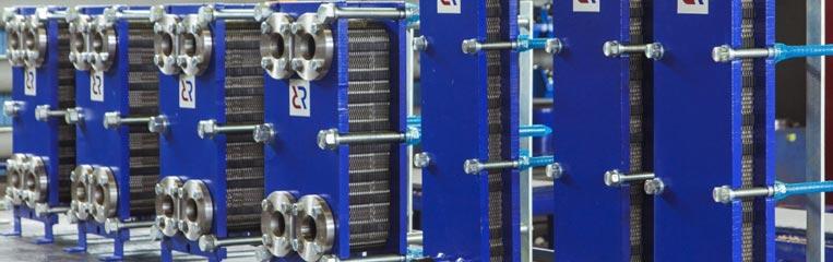 Компактные пластинчатые теплообменники с высоким КПД