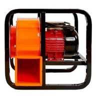 Особенности газовых систем пожаротушения